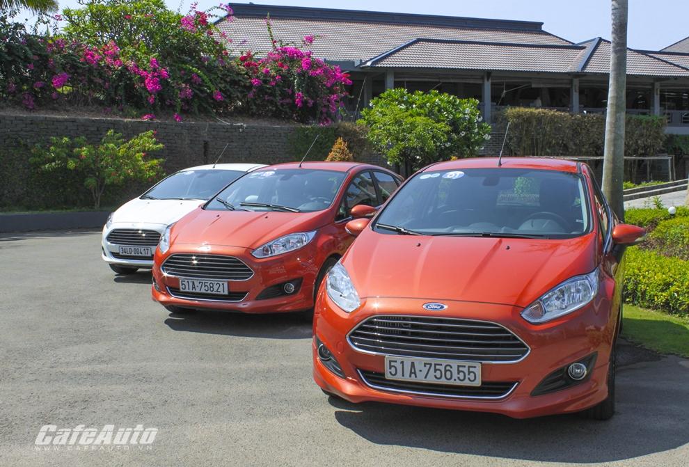 Tháng 5, Ford Việt Nam tiếp tục lập kỷ lục về doanh số