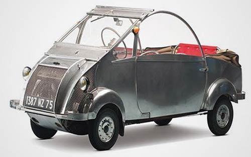 Những mẫu ôtô tí hon đẹp nhất thế giới 7