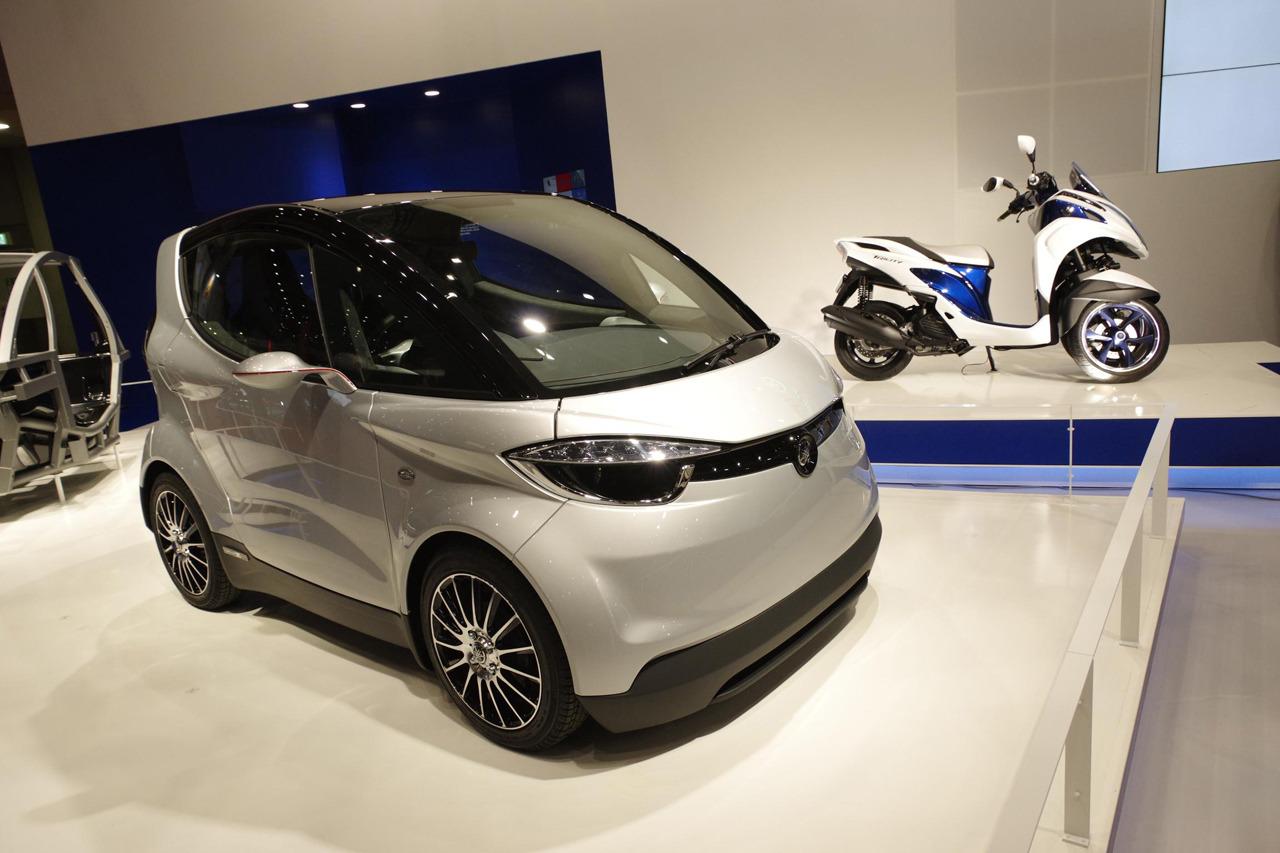 yamahamotivetokyo011 1385138932 Hãng xe Yamaha chi hàng chục tỷ để sản xuất ô tô