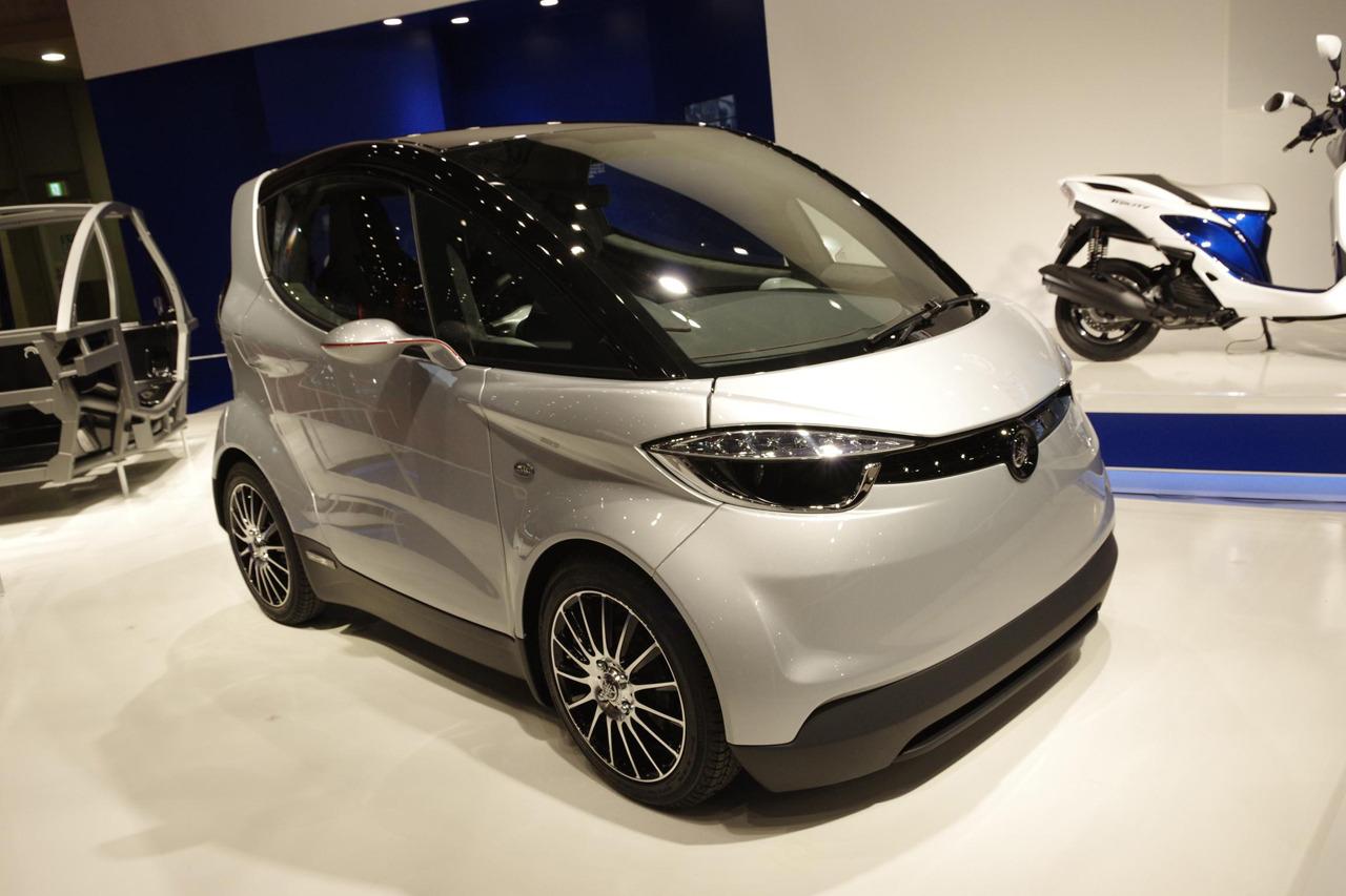 yamahamotivetokyo021 1385138953 Hãng xe Yamaha chi hàng chục tỷ để sản xuất ô tô