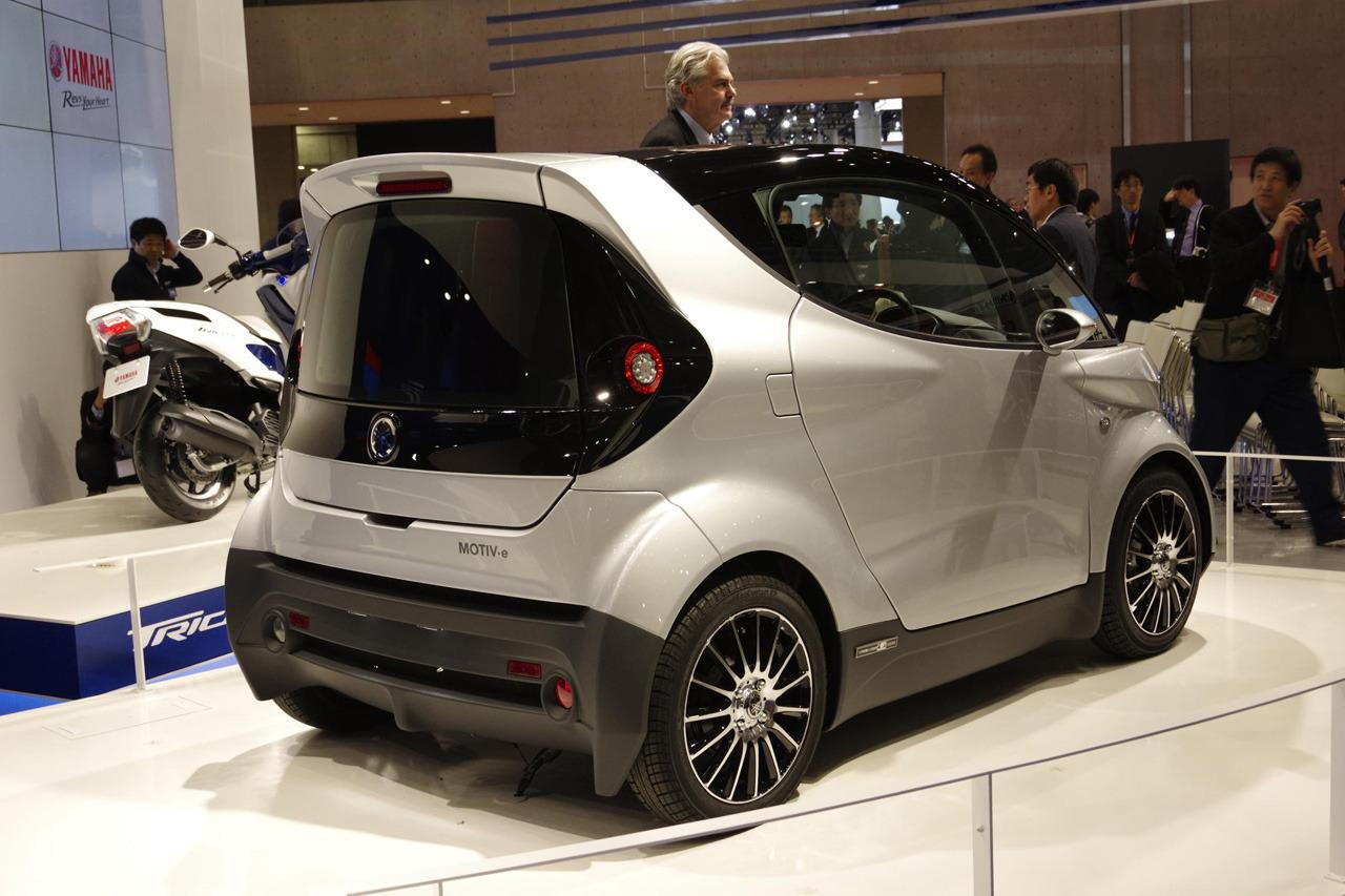 yamahamotivetokyo051 1385139008 Hãng xe Yamaha chi hàng chục tỷ để sản xuất ô tô