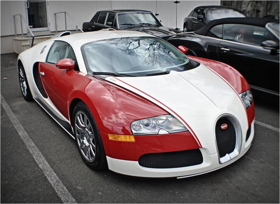 Bugatti Veyron 70 tỷ đồng