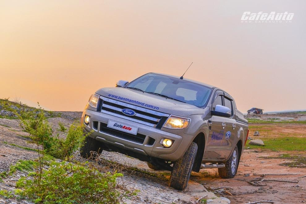 Ford Ranger và những cảm xúc khó quên