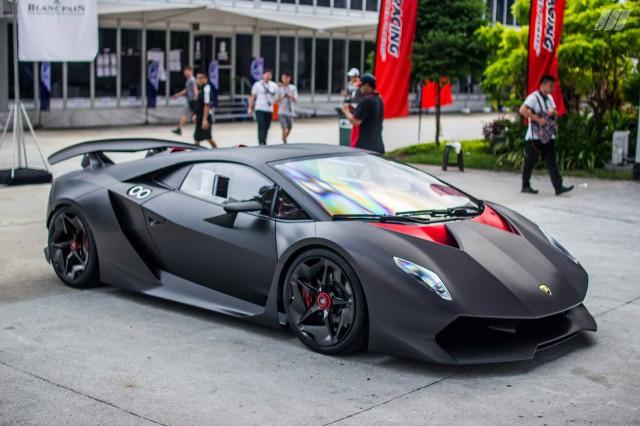 Lamborghini Sesto Elemento Bất Ngờ Xuất Hiện Tại Malaysia Cafeauto Vn