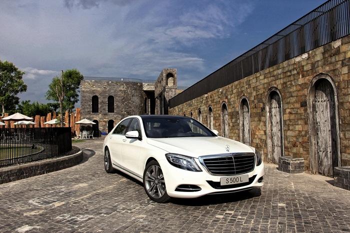 Mercedes-Benz Việt Nam mạnh tay cải tiến S 500 L