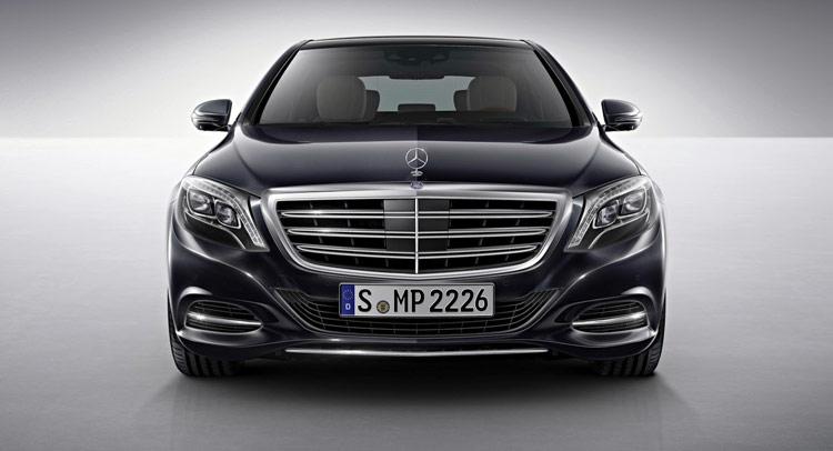 s6003 1407144682 Trình làng Mercedes S600 Pullman: Sedan đắt nhất thế giới