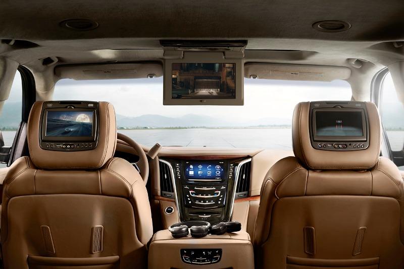 2015cadillacescaladeplatinum0061 1407857765 Cận cảnh Cadillac Escalade 2015 nâng cấp mạnh về tiện nghi