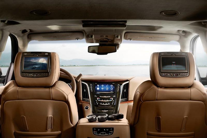 2015cadillacescaladeplatinum0071 1407857774 Cận cảnh Cadillac Escalade 2015 nâng cấp mạnh về tiện nghi