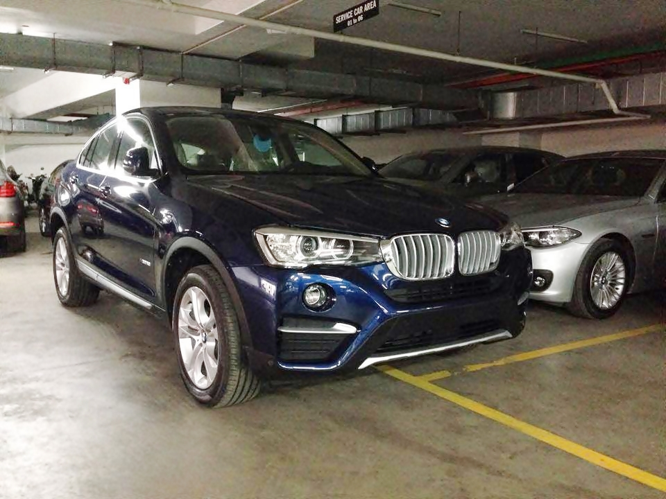 Âm thầm về Việt Nam, BMW X4 sắp gây bão