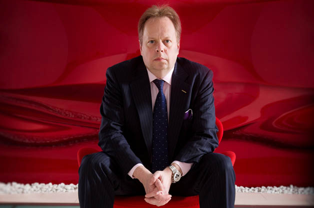 Andy Palmer – CEO mới của Aston Martin