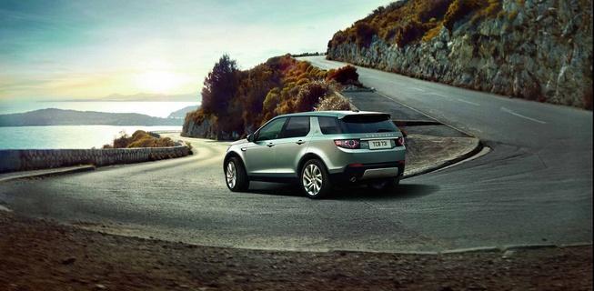landroverdiscoverysport5 653 1409756657 Bất ngờ sau rò rỉ Land Rover Discovery Sport 2015 lộ diện ảnh thực chi tiết