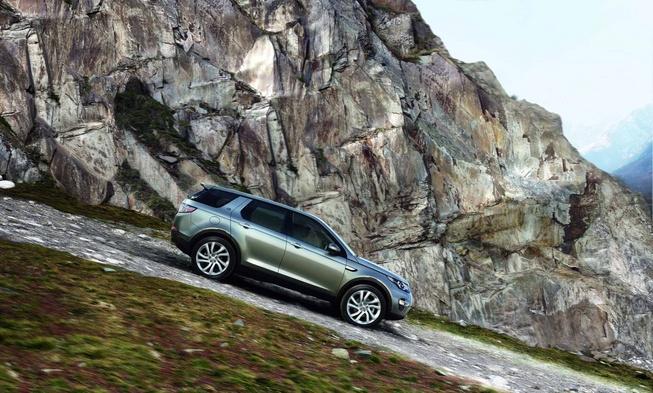 landroverdiscoverysport6 653 1409756683 Bất ngờ sau rò rỉ Land Rover Discovery Sport 2015 lộ diện ảnh thực chi tiết