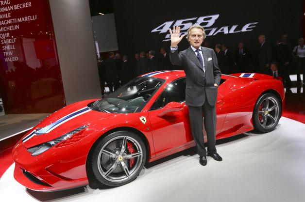 Những siêu phẩm Ferrari khó quên dưới thời Montezemolo