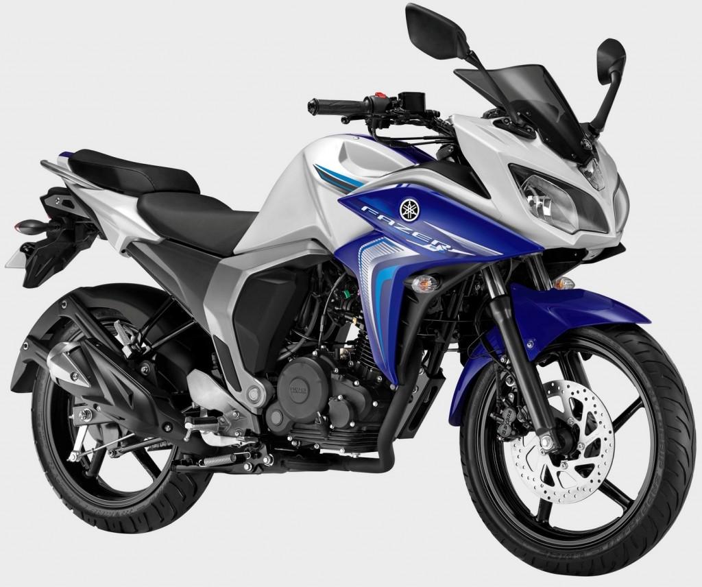 yamahafazerfiv20whitecloud1024x856 1411034996 Moto phân khúc 150cc Yamaha Fazer FI V2.0 có giá từ 30,2 triệu đồng