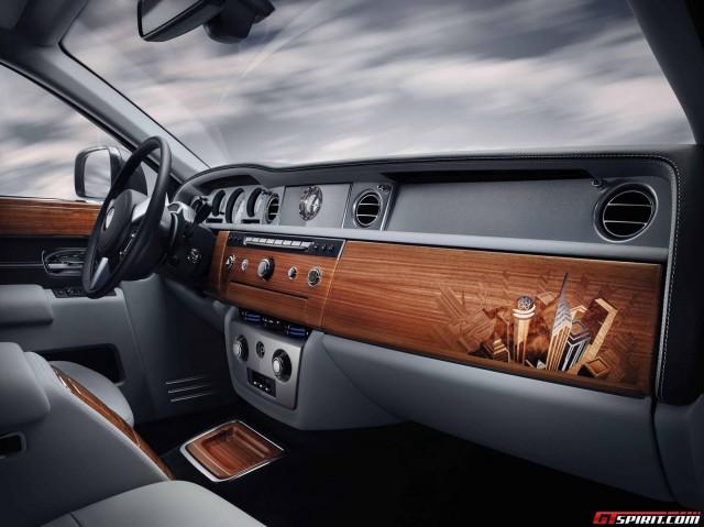 03 1412354020 Hãng xe Rolls Royce tung Phantom bản độc