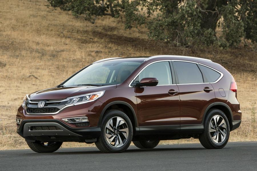 012015hondacrvfd1 1413475874 Honda CR V là xe SUV của năm