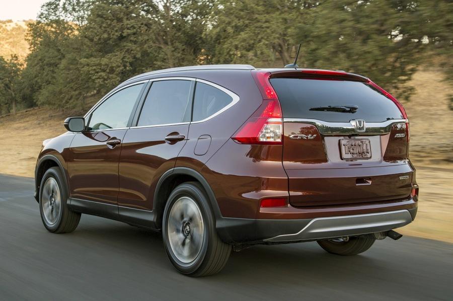 112015hondacrvfd1 1413475895 Honda CR V là xe SUV của năm