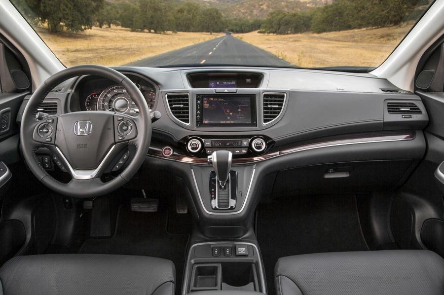 252015hondacrvfd1 1413475902 Honda CR V là xe SUV của năm