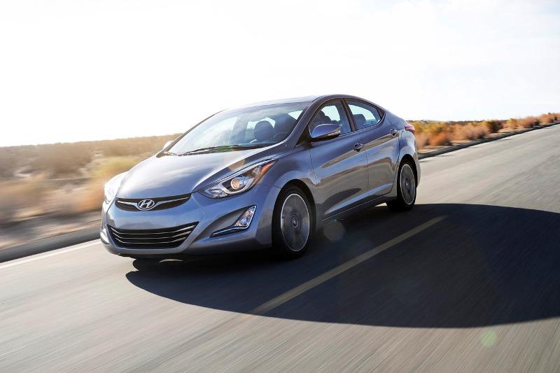 0052014hyundaielantra1 1414747168 Hãng xe Hyundai bán được 10 triệu chiếc Elantra