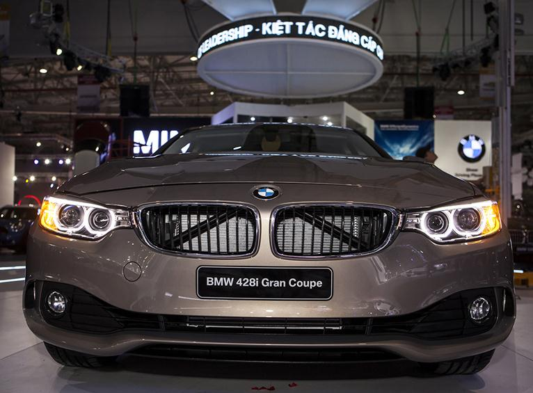 img 8188 copy 1416773718 Trình làng BMW Series 4 Gran Coupe về Việt Nam giá từ 2,198 tỷ đồng