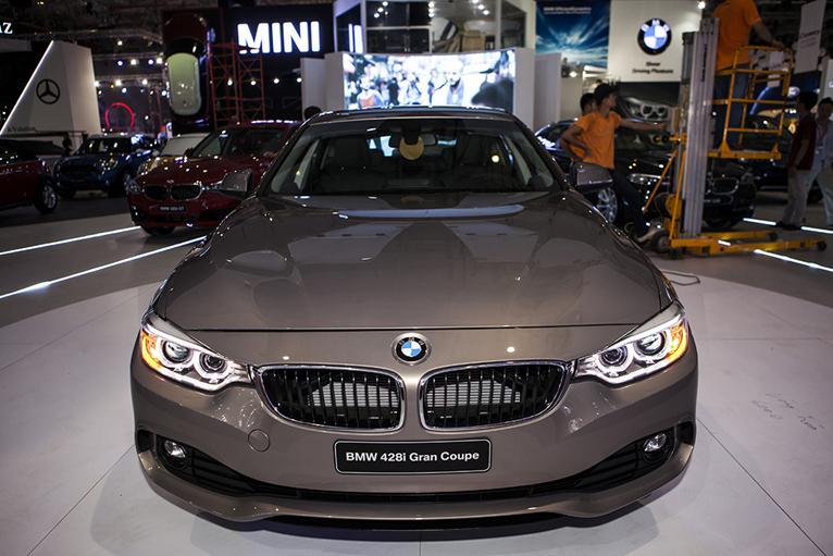 img 8189 copy 1416773653 Trình làng BMW Series 4 Gran Coupe về Việt Nam giá từ 2,198 tỷ đồng