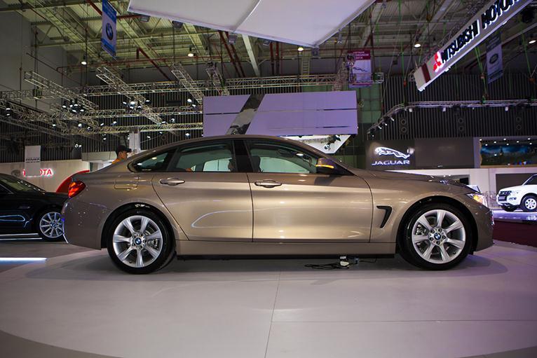 img 8190 copy 1416773678 Trình làng BMW Series 4 Gran Coupe về Việt Nam giá từ 2,198 tỷ đồng