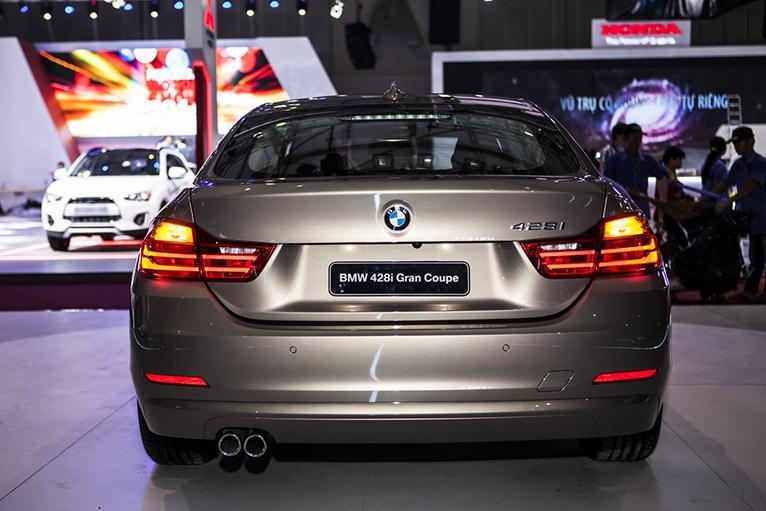 img 8191 copy 1416773704 Trình làng BMW Series 4 Gran Coupe về Việt Nam giá từ 2,198 tỷ đồng