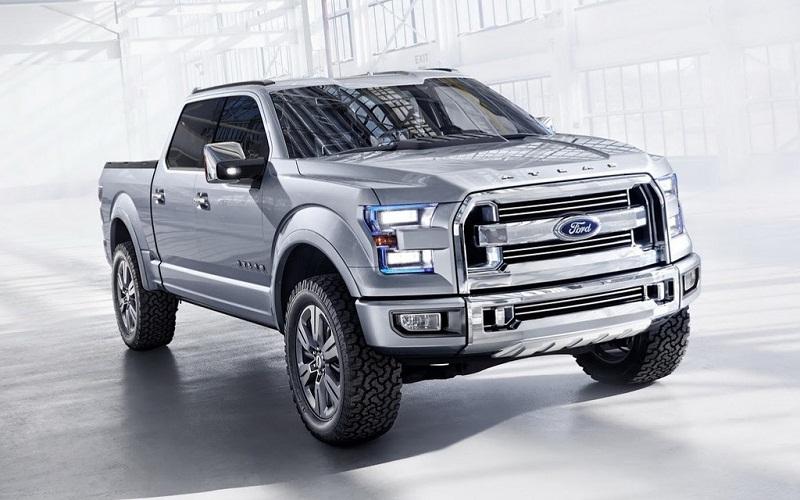 145255 ford retarderait le lancement de son f150 2015 1417771862 Bất ngờ vua bán tải Ford F 150 sẽ có thêm bản Hybrid