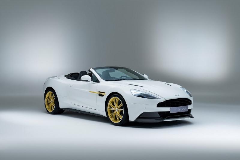 Aston Martin ra mắt phiên bản đặc biệt Vanquish chỉ 6 chiếc