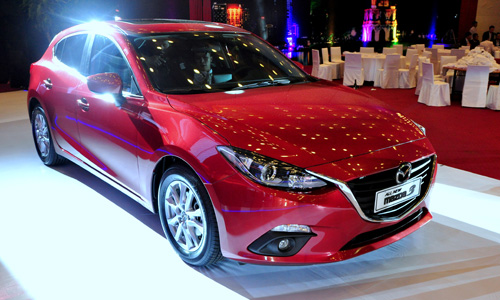 Mazda3 ra mắt với từ 749 triệu đồng