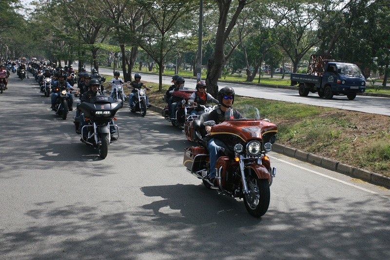 Big Day Bike Week: Điểm nhấn của Tuần lễ Mô tô Việt Nam