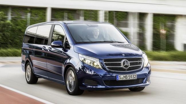 autopromercedesbenzvclass10b2ae5 1421673174 Liệu xe VAN Mercedes Benz V Class sẽ về Việt Nam?