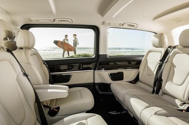 autopromercedesbenzvclass29b2ae5 1421673222 Liệu xe VAN Mercedes Benz V Class sẽ về Việt Nam?