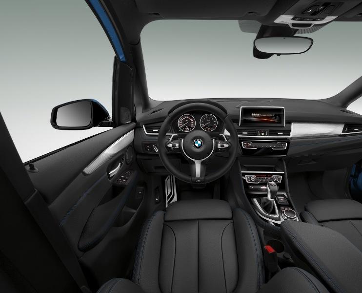 15 1423751225 Hãng xe BMW công bố chi tiết 2 Series Gran Tourer