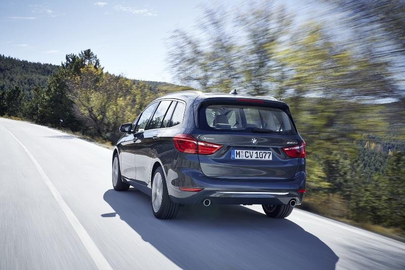 2 1423751148 Hãng xe BMW công bố chi tiết 2 Series Gran Tourer
