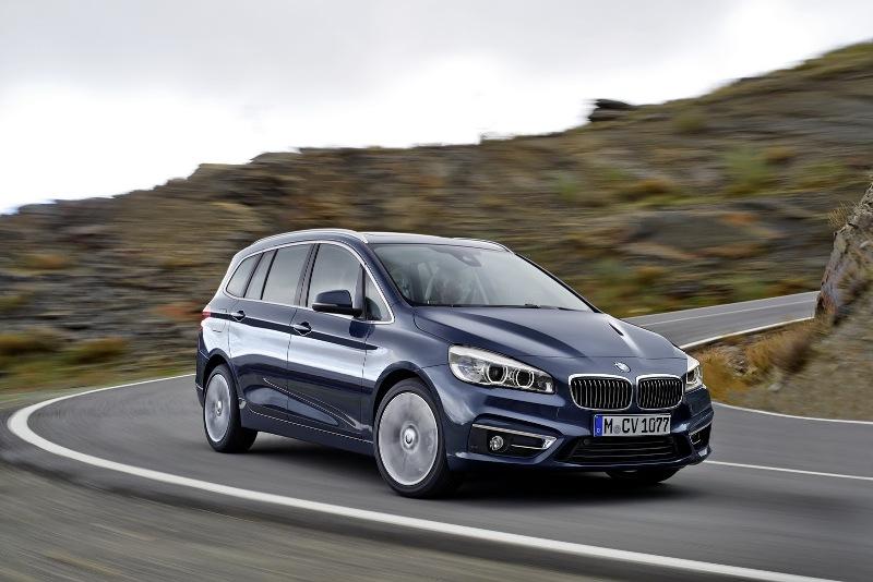 3 1423751180 Hãng xe BMW công bố chi tiết 2 Series Gran Tourer