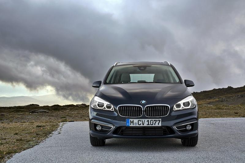 7 1423751202 Hãng xe BMW công bố chi tiết 2 Series Gran Tourer