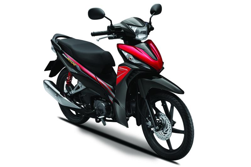 k03v chart blackred 1425984599 Honda Wave 110 RSX: thêm màu mới, giá không đổi