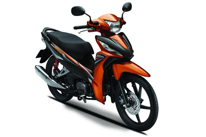 k03v chart orange 1425984625 Honda Wave 110 RSX: thêm màu mới, giá không đổi