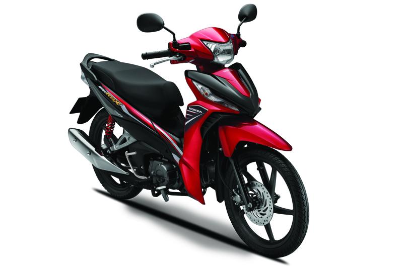 k03v chart red 1425985270 Honda Wave 110 RSX: thêm màu mới, giá không đổi