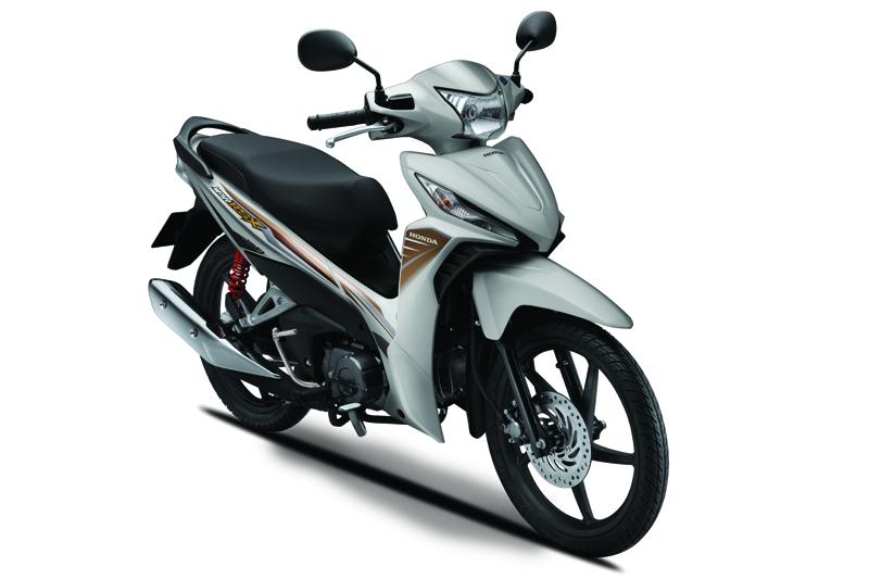 k03v chart white 1425985284 Honda Wave 110 RSX: thêm màu mới, giá không đổi