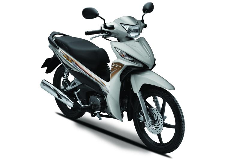 k03y chart white 1425984714 Honda Wave 110 RSX: thêm màu mới, giá không đổi