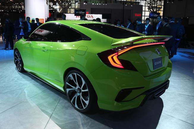 civicconceptbw10 653 1428054711 Hãng xe Honda ra mắt Civic thế hệ thứ 10