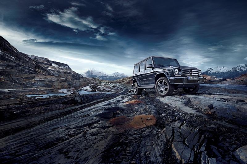 2016mercedesgclass061 1430831466 Ngắm nhìn Mercedes Benz G Class mạnh mẽ hơn với động cơ mới