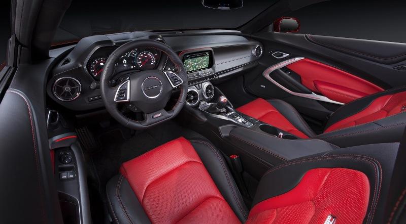 14 1431943278 Ngắm nhìn siêu cơ bắp Chevrolet Camaro 2016 chính thức trình làng