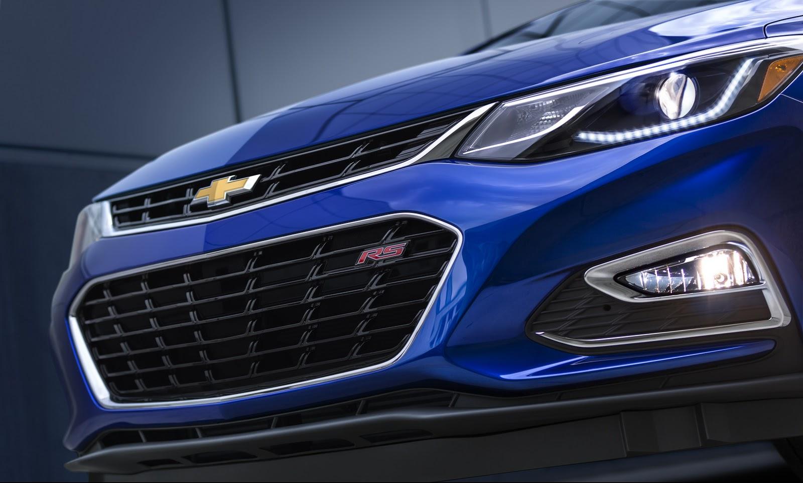 2016chevroletcruze7 1435224200 Ra mắt Chevrolet Cruze 2016, rộng hơn, nhẹ hơn và nhiều công nghệ