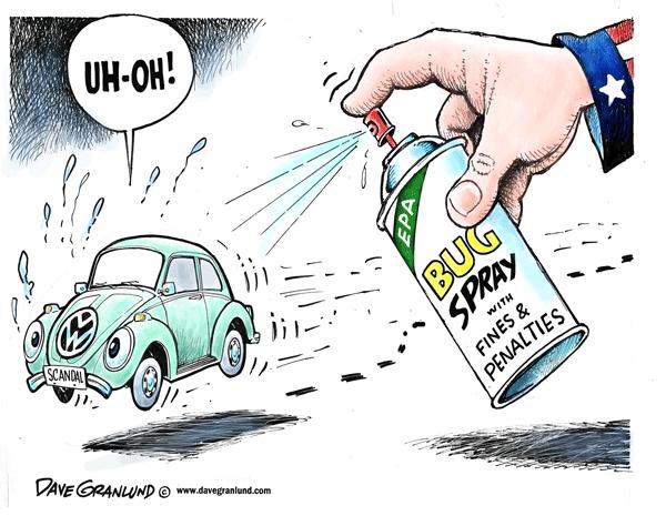 VW đang chịu rất nhiều sức ép