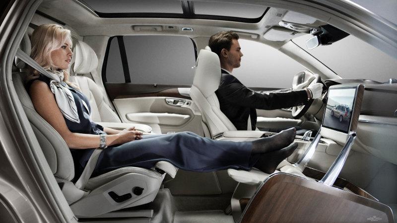 Nội thất xe hơi thay đổi như thế nào trong những năm tới?