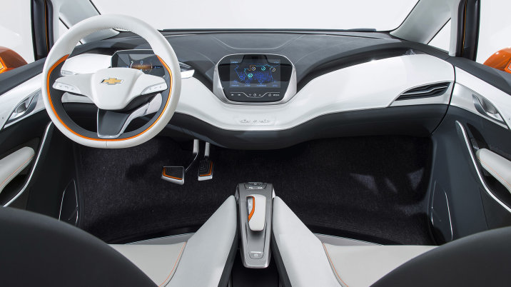 Nhng Ci Nht Ca Xe In Chevrolet Bolt Cafeauto