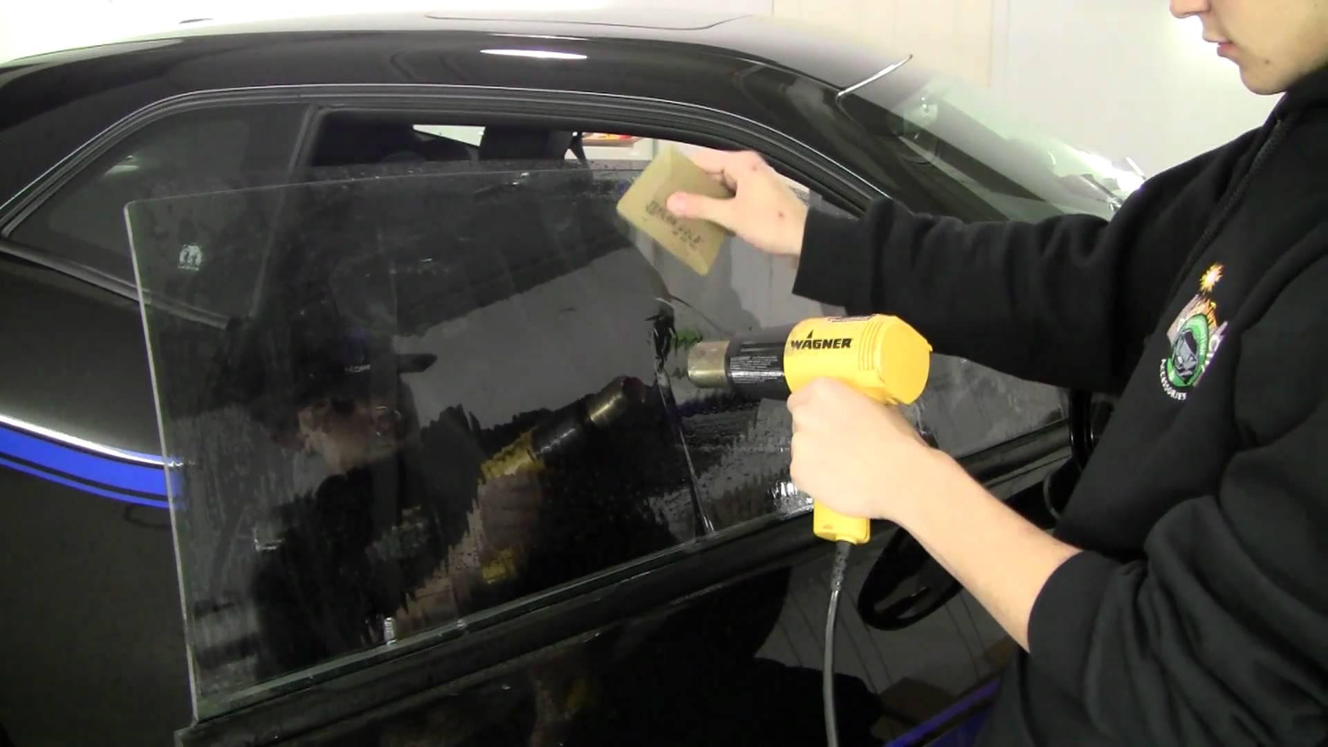 Những lưu ý khi dán phim cách nhiệt trên ô tô